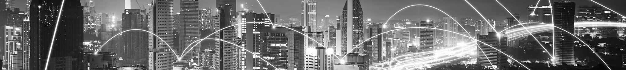 Banner image - city skyline