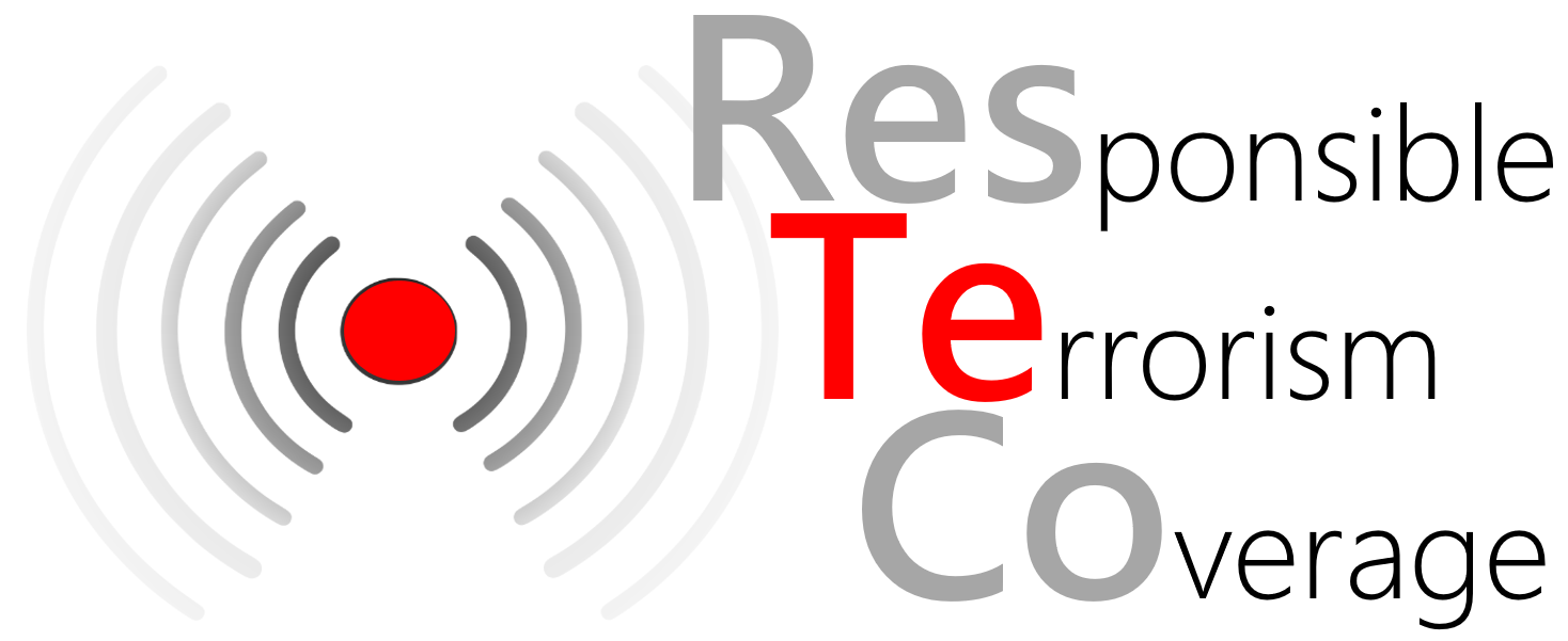 Responsible Terrorism Coverage Project (ResTeCo) Logo